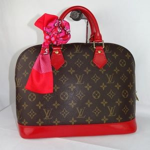 Authentic Louis Vuitton Alma